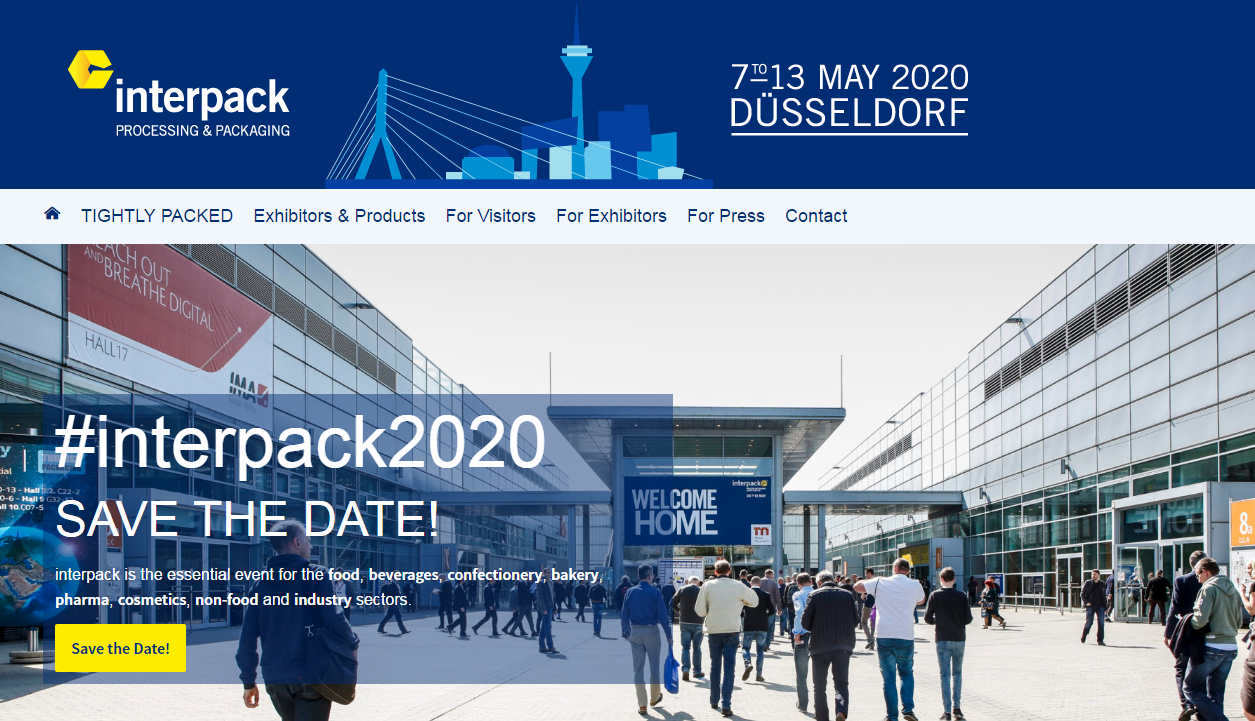 Germania Interpack 2020 Exhibition