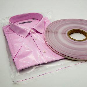 Nastro sigillante per borse OPP per borse di abbigliamento